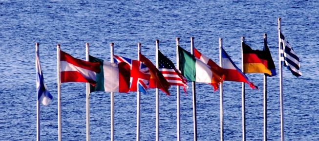 Banderas UE1