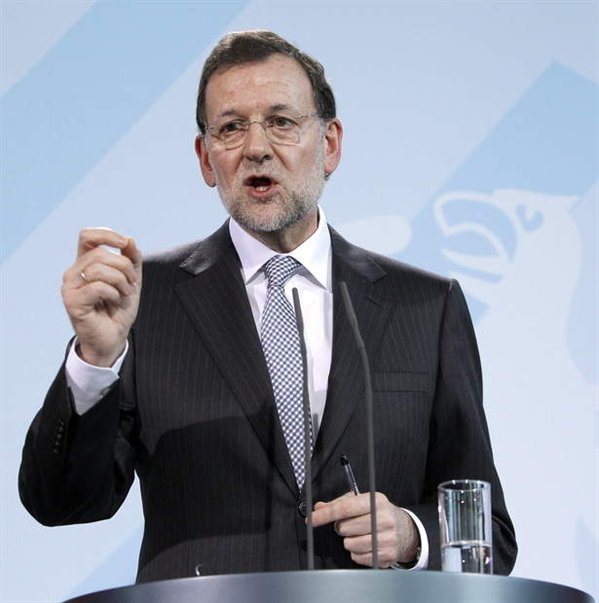 Rajoy en Alemania1