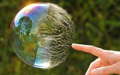bubble germany