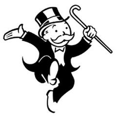 logo mr monopoly