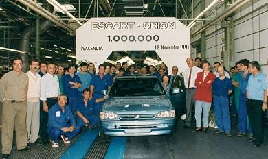 Ford Valencia 1991