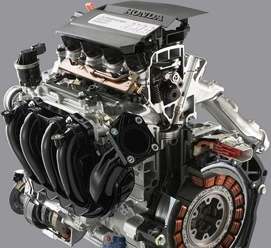 honda hybrid motor