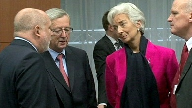 Eurogroup talks