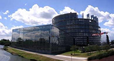 Strasbourg EU Parliament