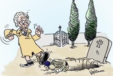 Vauro Berlusconi Monti