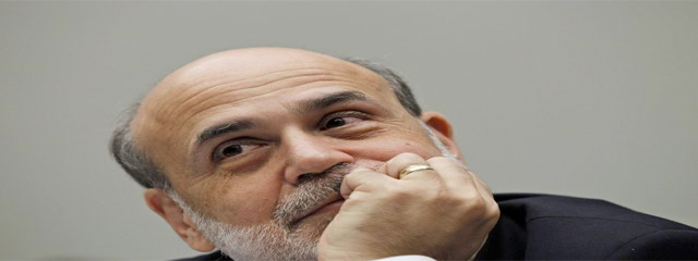 Bernanke is wanting