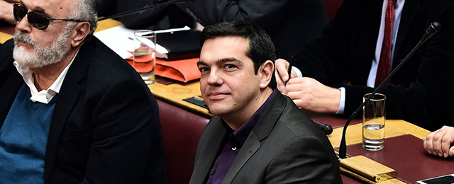 Comments from Alexis Tsipras have sparked a row with Spain and Portugal.